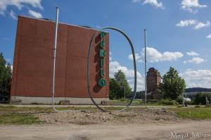 Uusi ja vanha taide kohtaavat Mäntässä
